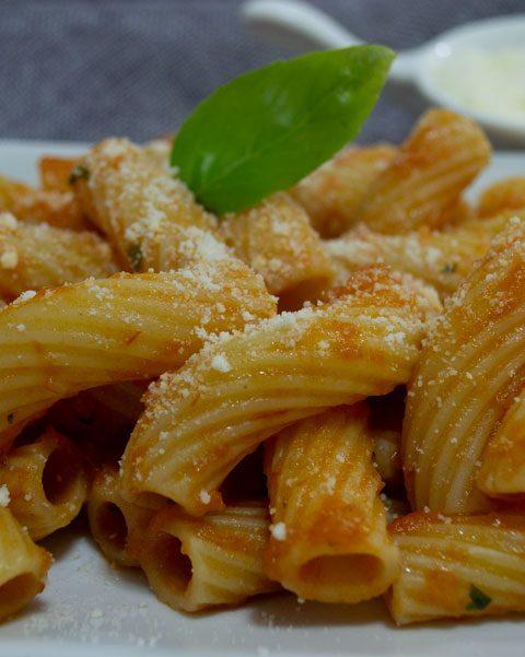 macarrones a la napolitana