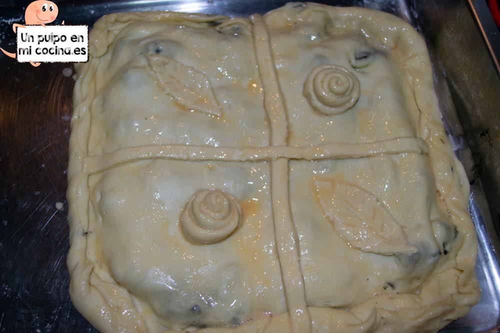 Empanada de chocos