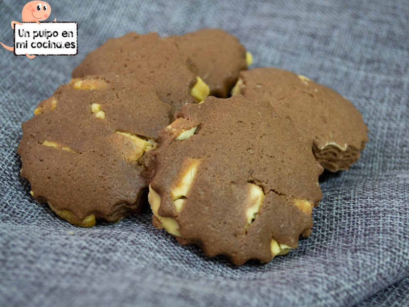 Galletas de chocolate