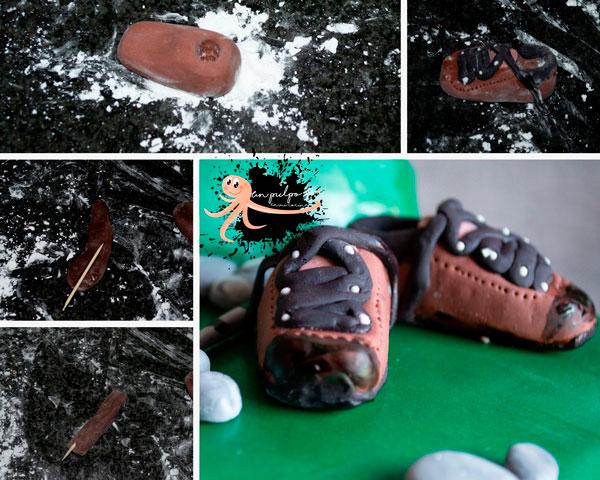 zapatillas fondant