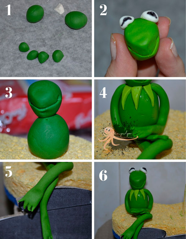 La rana Gustavo